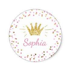 Princess Party Favor Tags Envelope Pink and Gold Birthday Souvenir, Gold Birthday Party, Birthday Tags, Pink Birthday, Princess Birthday, First Birthday Parties, Birthday Party Invitations, Birthday Party Decorations, Princess Party Favors