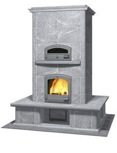 Tulikivi masonry heater