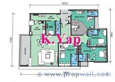 Senza Residence, Bandar Sunway