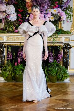 ALEXIS MABILLE HAUTE COUTURE FALL-WINTER/2014