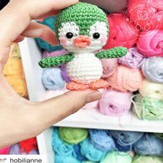 Crochet Dolls, Crochet Hats, Mini Amigurumi, Chrochet, Bookmarks, Minis, Hello Kitty, Embroidery, Handmade