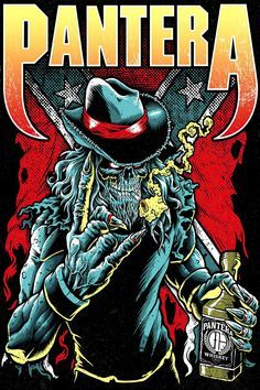 Rock Chic, Hard Rock, Rock And Roll, Pink Floyd Concert, Cowboys From Hell, Digital Printing Services, Dimebag Darrell, Horror Artwork, Greatest Rock Bands