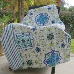 Love these colors beautiful quilt