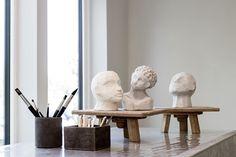 Q & A with Finnish sculptor Kristiina Haataja