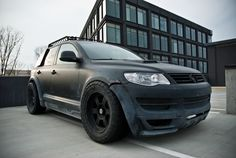 custom land touareg - Google Search