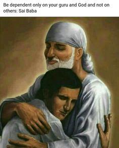 Sai Baba Hd Wallpaper, Sai Baba Wallpapers, Sai Baba Pictures, God Pictures, Indian Spirituality, Sai Baba Quotes, Love You A Lot, Sathya Sai Baba, First Love Quotes