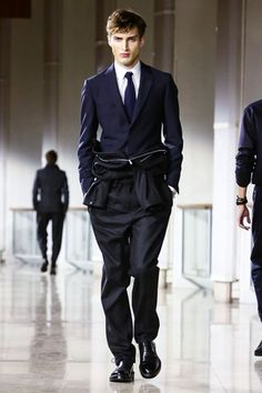 Hermes Menswear Fall Winter 2015 Paris - NOWFASHION