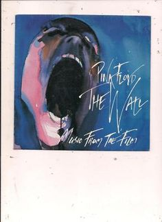 FRENCH 45 T PINK FLOYD THE WALL MUSIC FROM THE FILM