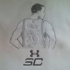 stephen curry drawing - Google Search 7c6a0cacc