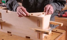 Learn the right way to prepare for, and glue up your woodworking projects—from start to finish.