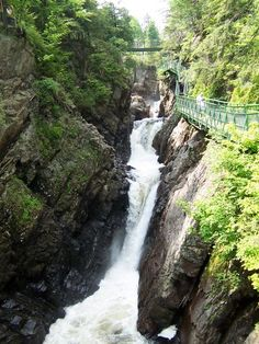 Lake Placid show them Great Gorge Waterfall and show them the hockey rink where the 1980 miracle on ice happened enjoy the beautiful lake and see what it looks like at the top of a ski jump
