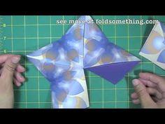 Créer une étoile DIY en origami pour Noël | Idée Créative