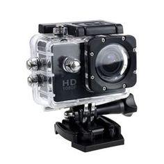 [Casas Bahia] Câmera esportiva HD DV à prova d`água (R$ 79,90)