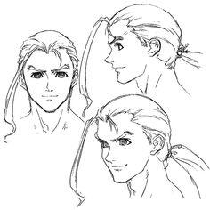 Fei Face Sketches