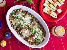Green Chile Chicken Enchilada Recipe | SAVEUR