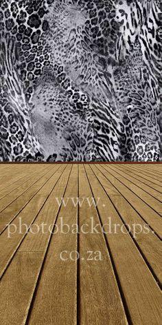 Black & White Leopard http://www.photobackdrops.co.za