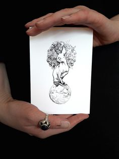 Ilustracja Sfinks na Księżycu, Equlibrium  Ilustracja z kotem i Księżycem w pełni.  Ilustracja steam punk.  Paskud -    #paskudtattoo #illustration #stemapunk #fullmoon #sphinxcat #gothichome #ilustracja #plakat #kot