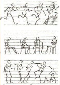 """Résultat de recherche d'images pour """"dibujar el cuerpo humano"""""""