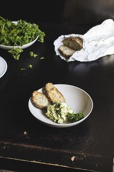 Ottolenghi's Green Pea and Butter Bean Mash // The Pancake Princess