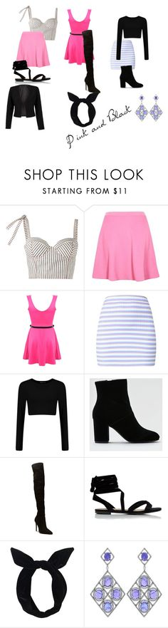 """""""Cazilia's new look"""" by darksingingskeleton ❤ liked on Polyvore featuring Rosie Assoulin, Boohoo, Pilot, American Eagle Outfitters, Lulu in the Sky, WithChic, BYT and borrowingyourtime"""