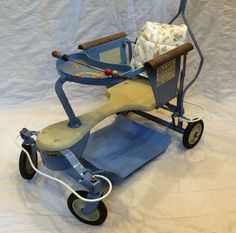 US $49.95 in Antiques, Home & Hearth, Baby Carriages & Buggies