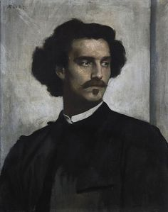 Anselm Feuerbach | 33 Men In Historical Portraits, Ranked By Hotness