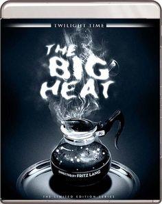 The Big Heat (Encore Edition) - Blu-Ray (Twilight Time Ltd. Region A) Release Date: February 16, 2016 (Screen Archives Entertainment U.S.)