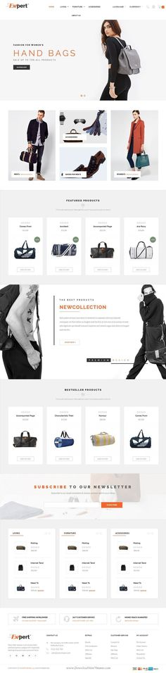 Image result for awesome ecommerce shoe landing page design