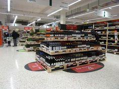 Supermarket Design   Retail Design   Beers, Wines & Spirits   Store of the Week- Morrisons • Conversation Detail • Kantar Retail