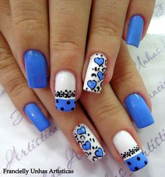 Nail Shop, Pretty Nails, Valentines Day, Valentine Nails, Nail Colors, Jewelry Accessories, Nail Designs, Nail Art, Hair Styles