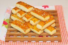 Party peciva od svježeg sira, odlični i lako se rade