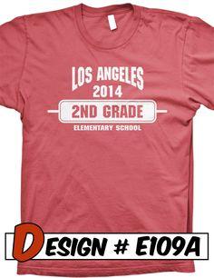 Flying Ace Designs - School T-shirt Design