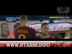 VIDEO Roma 4 - 1 Palermo (Serie A) Highlights