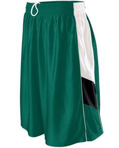 0e62454b0d30 Augusta Sportswear Youth Double Needle Elastic Waistband Dazzle Game Short.  716 Description 100% polyester