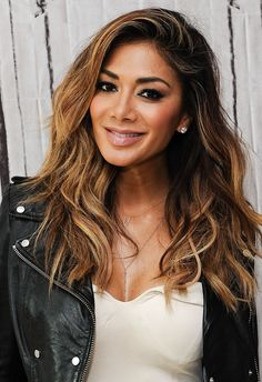 Nicole Scherzinger Never Has a Bad Hair Day