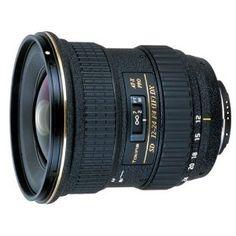 Love this lens for landscape photography. Tokina AT-X Pro DX Zoom Digital Lens for Nikon AF Mount by Tokina Camera Nikon, Digital Lenses, Nikon Digital Camera, Nikon D3100, Sony A6000, Iphone 6, Camera Photos, Photo Lens, Products
