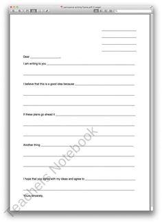 Writing a persuasive speech ks2