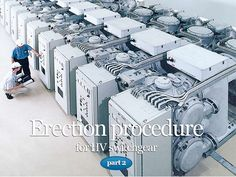 ABB Gas-insulated Switchgear Modular System up to 170 kV, 4000 A, 63 kA Power Engineering, Electrical Engineering, Electrical Substation, Power Electronics, Club Penguin, Circuit Diagram, High Voltage, Better Life, Transformers
