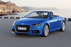With a driver-centric interior design and a lighter, quicker driving character, the 2016 Audi TT now offers more of the driving experience that its exterior teases. Find out why the 2016 Audi TT is rated by The Car Connection experts. Audi Tt Roadster, Porsche Boxster, Porsche 911, 2017 Audi Tt, Automobile Magazine, Carros Audi, Diesel, Nissan Gt R, Sport Cars