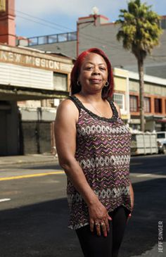 """Cassandra Steptoe is one woman who is finding her voice and telling her story. In 1987, when Steptoe was jailed for prostitution and illicit drug use, she took the local health department up on its offer of HIV testing to inmates. """"I'm having unprotected sex, I'm sharing my needles—of course I got tested,"""" she recalls. Still, she was stunned to learn she was positive."""