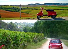IGoTravel - AUTHENTIC TRAVEL EXPERIENCES - ITALIAN STYLE: VESPA & 500 TOUR ! A nice Experience with #igotravel