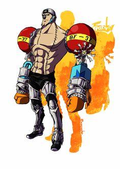 Franky le Cyborg
