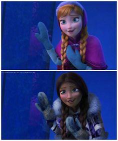 Different race Disney princesses