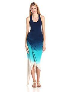 Young Fabulous & Broke Women's Bryton Ombre Maxi Dress • Shopping Cheap Online