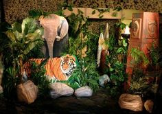 african themed banquet - Google Search