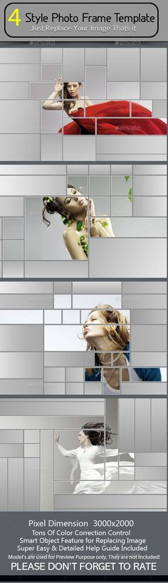 Frame Template, Templates, Cover Template, Collage Photo, Photo Art, Photoshop Keyboard, Long Shadow, Photoshop Effects, Album Design