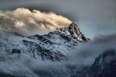 Prima neve sull'Orsiera  #myValsusa 12.10.16 #fotodelgiorno di Maurizio Bresciani