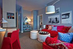 Fantastic Suite - Living Room--W AUSTIN