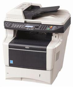 Kyocera 1102MG2US0 model FS-3140MFP+ 42 PPM Black and White Multifunctional Printer
