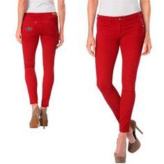 Women's San Francisco 49ers Cutter & Buck Scarlet Westward Tri-Blend Slub Long Sleeve T-Shirt